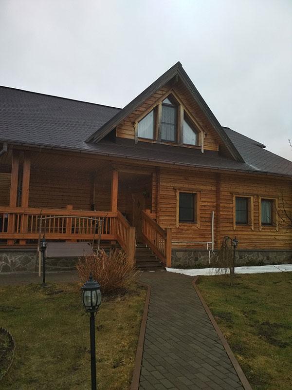 восстановление деревянных домов